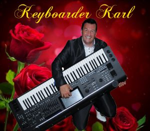 Rudelsingen Moderator Keyboarder Karl
