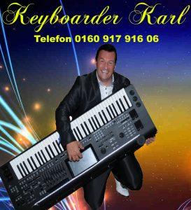 Rudelsingen Alsdorf - Singen Sie im Rudel mit Keyboarder Karl im Kreis Aachen